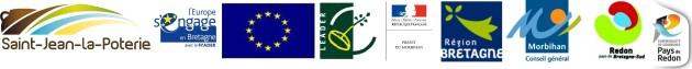 banderole logos financeurs
