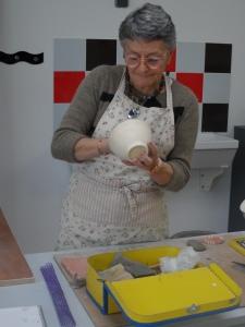 fabrication bol à colombins