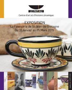 exposition faïencerie de Saint-Jean-de-Bretagne
