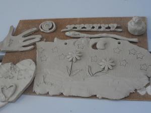 Stage enfant poterie Bretagne