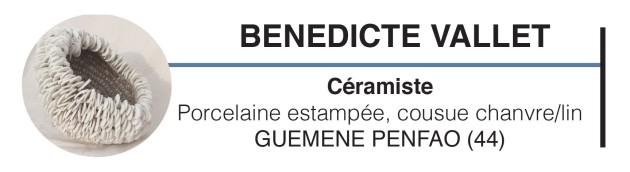 BENEDICTE VALLET