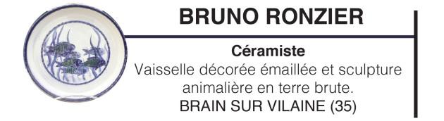 BRUNO RONZIER