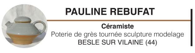 PAULINE REBUFAT