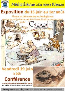 Exposition du CERAM
