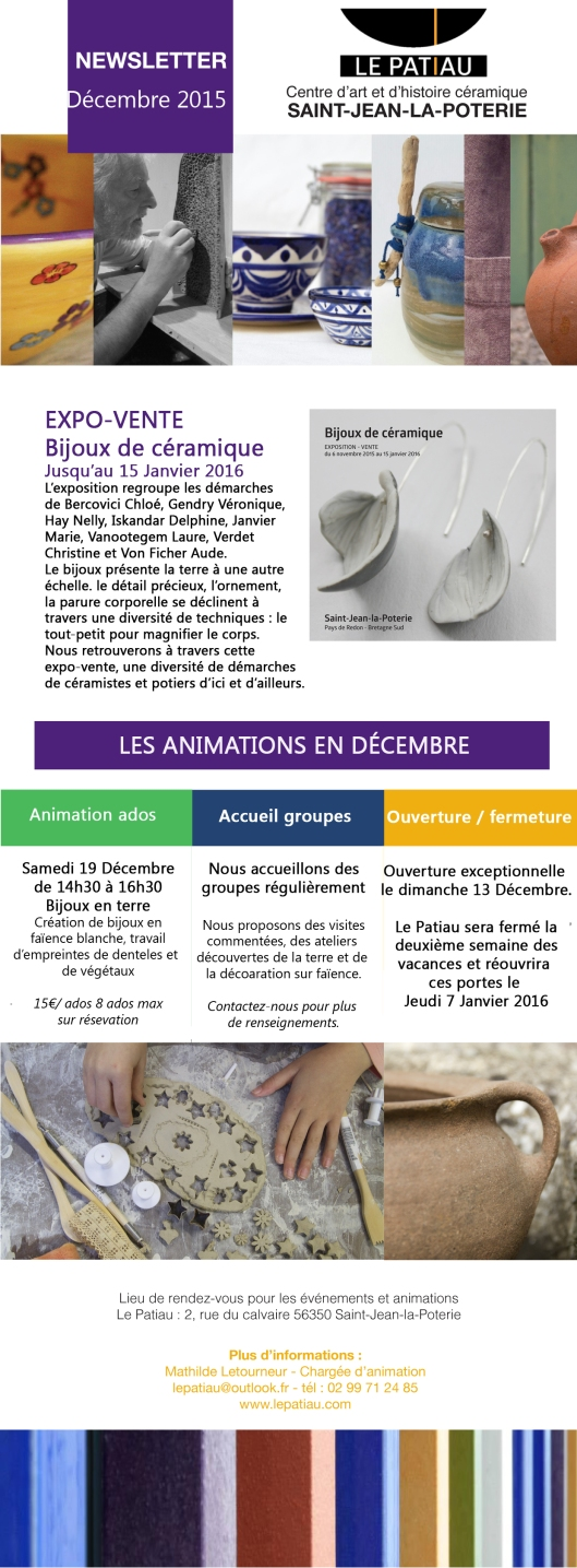NEWSLETTER decembre copie