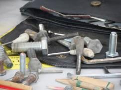 les outils pour le travail en héxagone