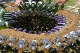 four bouteilles