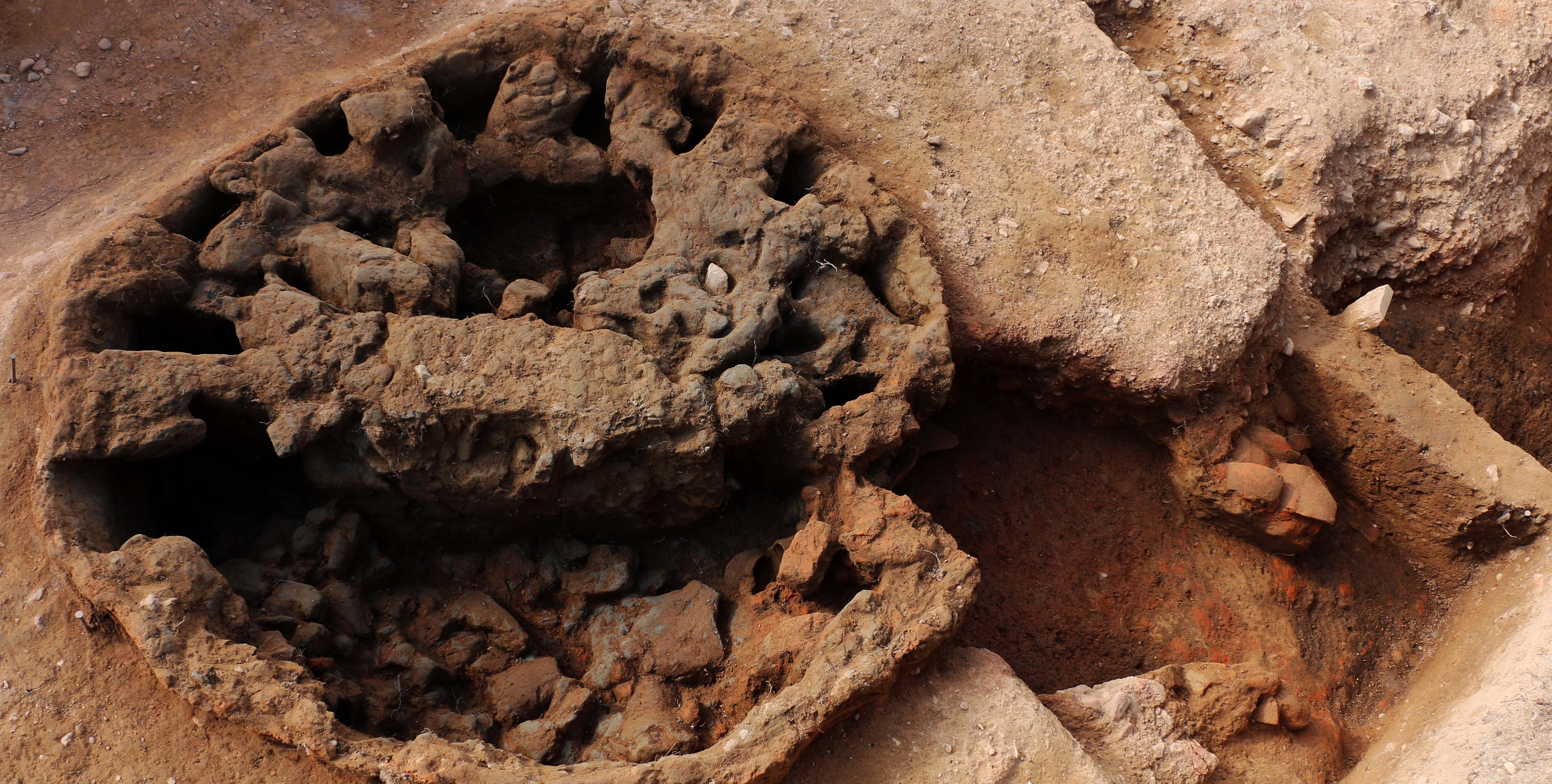 fouilles rieux